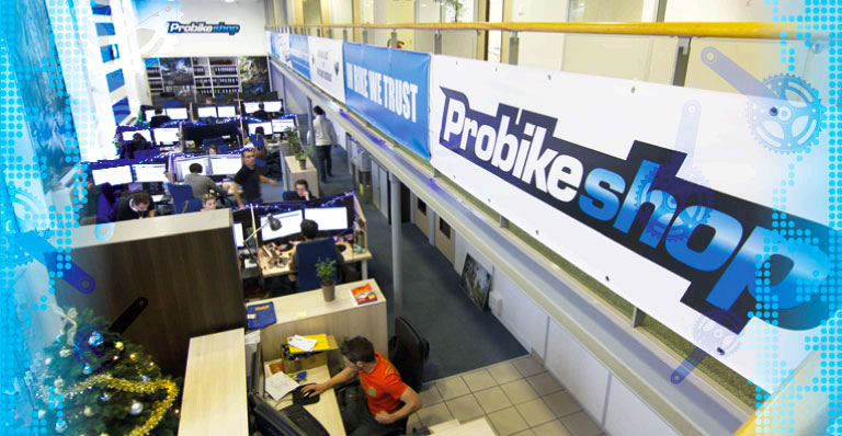 openspace Probikeshop